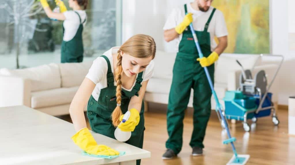 Empresa limpieza de despachos Barcelona