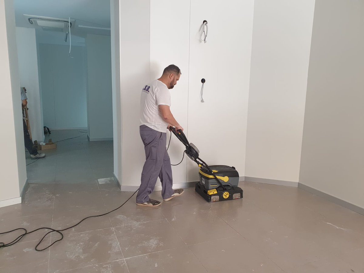 ¿Cómo realizar una correcta limpieza final de obra?